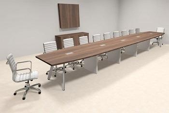 Utmost Furniture 22 ft Modern Table