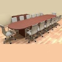 Utmost Furniture Racetrack Table Picks