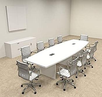 Utmost White Conference Table Picks