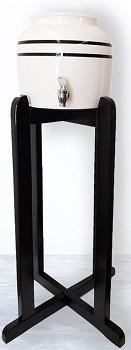 30 Water Dispenser Floor Wood Stand