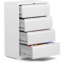 AOBABO Lateral File Cabinet 4 Drawer picks