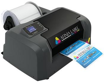 Afinia L501 GHS Pigment Inkjet Color Label Printer