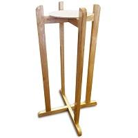 Aquanation Floor Wood Stand Picks