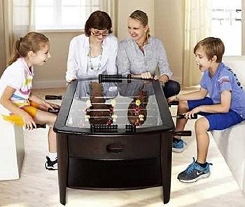 Barrington Foosball Coffee Game Wood 42 Table