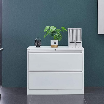 Bonnlo Lateral File Cabinet