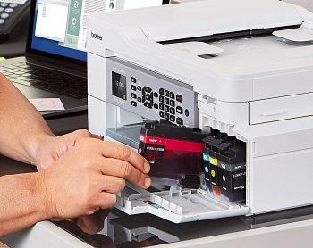 Brother MFC-J805DW INKvestmentTank Printer Review