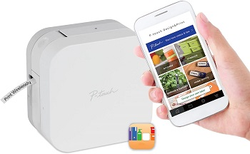 Brother P-Touch Cube Smartphone Label Maker Review
