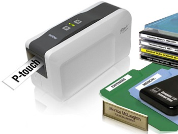 Brother PC-Connectable (PT-2430PC) Printer