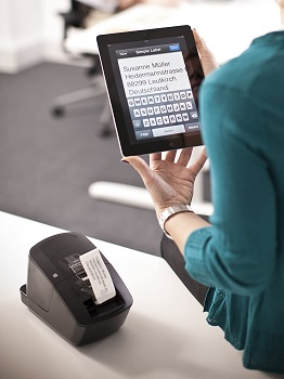 Brother QL-720NW Professional Label Maker Review