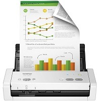 Brother Wireless Portable Compact Desktop Scanner, ADS-1250W picks