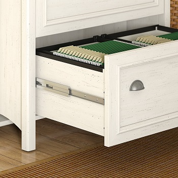 Bush Furniture Stanford 2 Drawer review