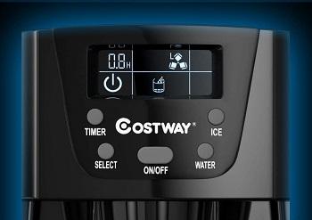 COSTWAY Water & Ice Dispenser
