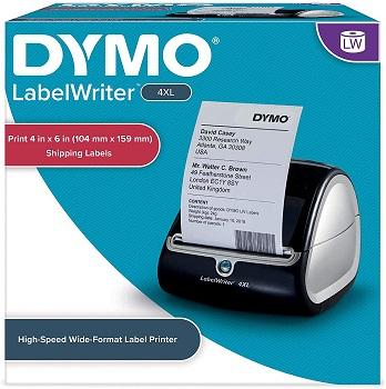 DYMO 1755120 LabelWriter 4XL Label Maker