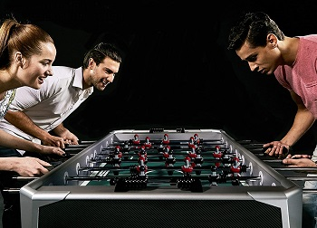 ESPN Arcade Foosball Table Review
