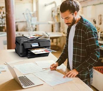 Epson WorkForce WF-7710 Printer Review