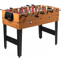 GYMAX 3 in 1 Game Table Picks