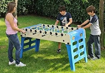Garlando Open Air Folding Foosball Table Review