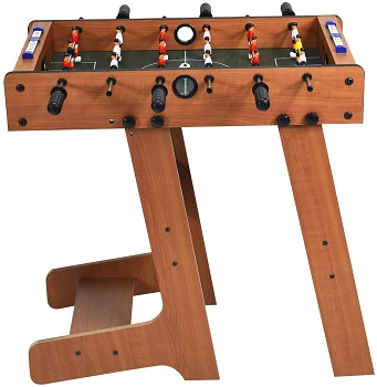 Giantex 27in Folding Foosball Table Review