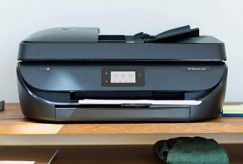 HP OfficeJet 5255 Wireless Printer Review