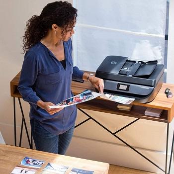 HP OfficeJet 5255 Wireless Printer