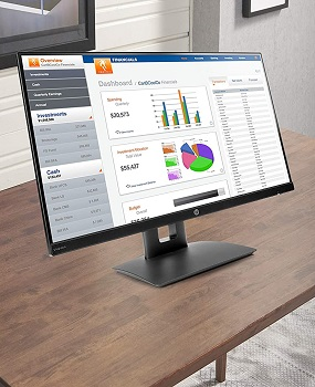 HP VH240a Monitor Review