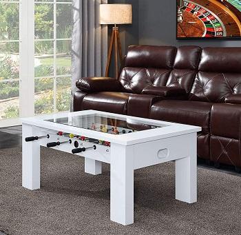 Hanover Foosball Coffee Table