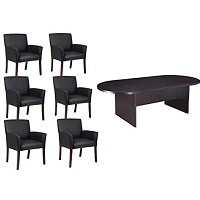 Home Square Conference Table And Chairs Picks