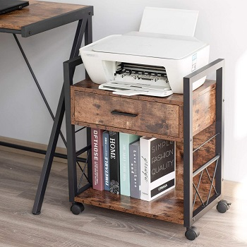 IRONCK Filing Cabinet, Industrial