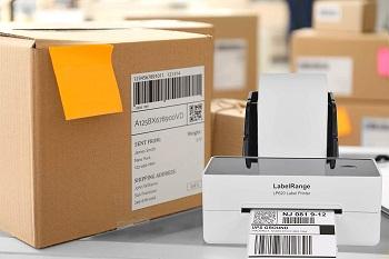 LabelRange Upgrade2.0 300DPI Label Maker