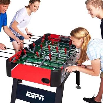 MD Sports ESPN 54 Foosball Arcade Table