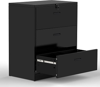 Modern Luxe Lateral Metal Storage review