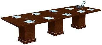 NBF Modular 12 Ft Rectangular Conference Table