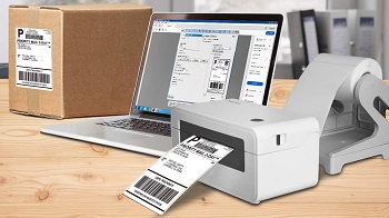 NefLaca Label Printer
