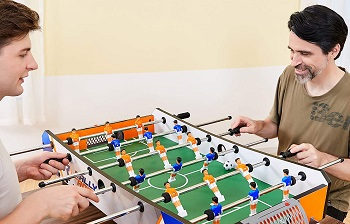 Rally and Roar Foosball Tabletop Review