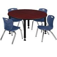 Regency Kee Height Adjustable Table Set Picks