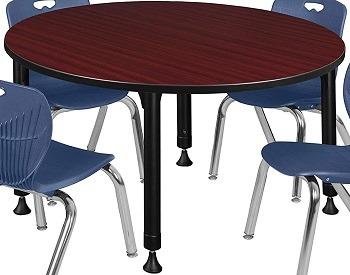 Regency Kee Height Adjustable Table Set