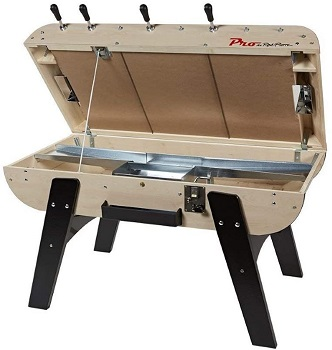 René Pierre Pro Coin Operated Foosball Table Review