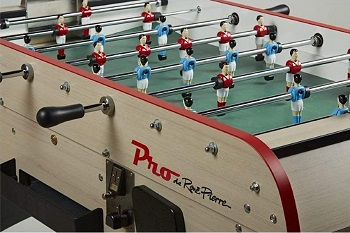 René Pierre Pro Coin Operated Foosball Table