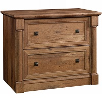Sauder Palladia File Cabinet, picks
