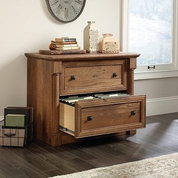 Sauder Palladia File Cabinet, review