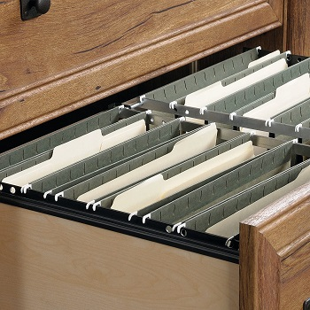 Sauder Palladia File Cabinet