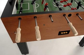 Shelti Pro Foos III Coin-Op Foosball Table Review