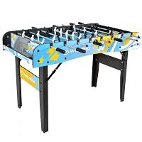 WIN.MAX Preassembled Folding Foosball Table