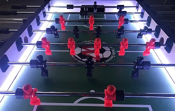 Warrior Table Soccer Foosball Table Review