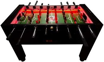 Warrior Table Soccer Foosball Table