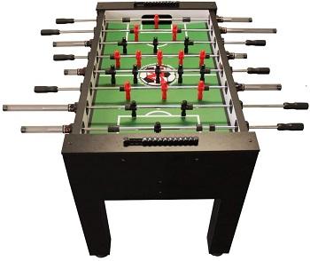 Warrior Table Soccer Pro Foosball Table Review