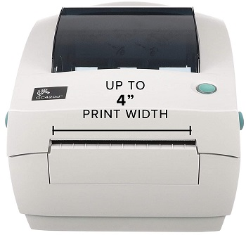 Zebra GC420d Direct Thermal Printer