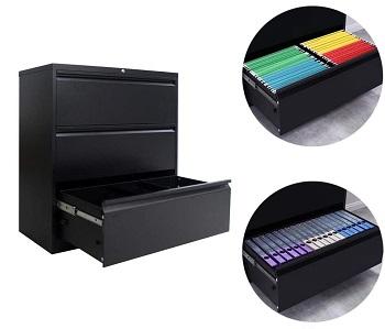 sleerway 3 Drawer File Cabinet review