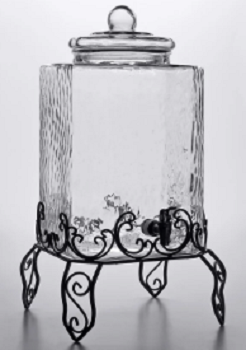 Acopa Glass Beverage Dispenser