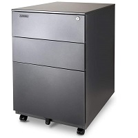 Aurora Modern SOHO Design 3-Drawer Metal picks